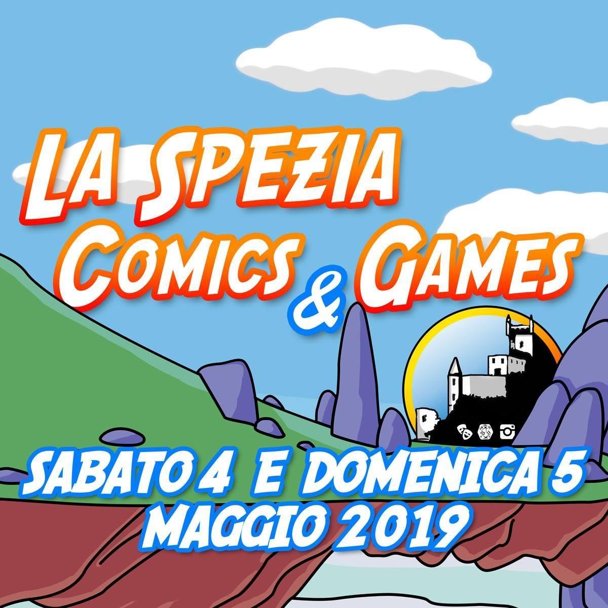 la spezia comics case study