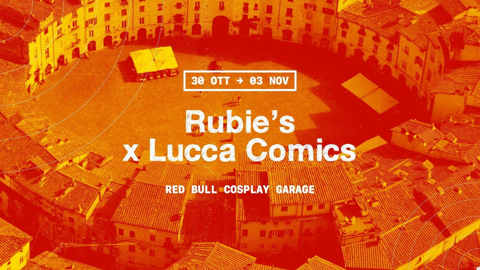 rubies lucca comics